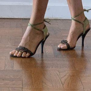 "Italian leather 4"" heels — tango, anyone?"